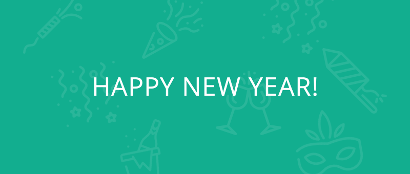Happy New Year with 30% off All Themes Package